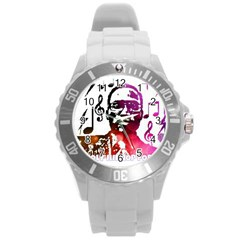 Iamholyhiphopforever 11 Yea Mgclothingstore2 Jpg Plastic Sport Watch (large) by christianhiphopWarclothe