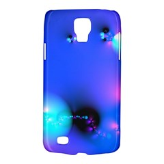 Love In Action, Pink, Purple, Blue Heartbeat 10000x7500 Samsung Galaxy S4 Active (i9295) Hardshell Case by DianeClancy