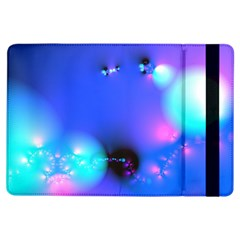Love In Action, Pink, Purple, Blue Heartbeat 10000x7500 Apple Ipad Air Flip Case by DianeClancy
