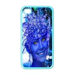 Water Nymph Apple Iphone 4 Case (color) by icarusismartdesigns