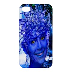 Water Nymph Apple Iphone 4/4s Hardshell Case by icarusismartdesigns