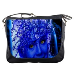 Water Nymph Messenger Bag by icarusismartdesigns