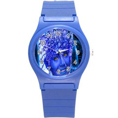 Water Nymph Plastic Sport Watch (small) by icarusismartdesigns