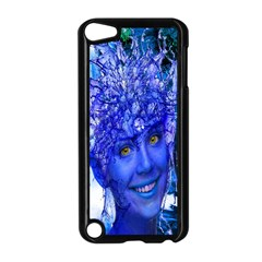 Water Nymph Apple Ipod Touch 5 Case (black) by icarusismartdesigns