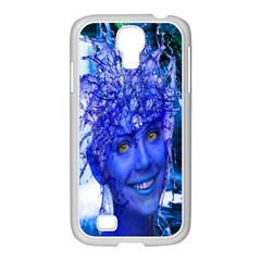 Water Nymph Samsung Galaxy S4 I9500/ I9505 Case (white) by icarusismartdesigns