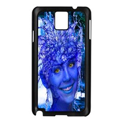 Water Nymph Samsung Galaxy Note 3 N9005 Case (black) by icarusismartdesigns