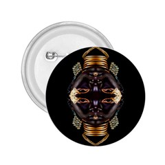 African Goddess 2 25  Button by icarusismartdesigns