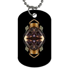African Goddess Dog Tag (one Sided) by icarusismartdesigns