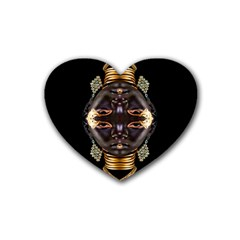 African Goddess Drink Coasters (heart) by icarusismartdesigns