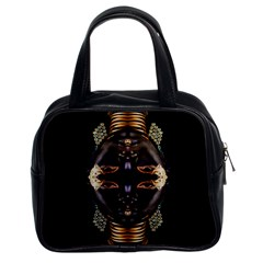 African Goddess Classic Handbag (two Sides) by icarusismartdesigns
