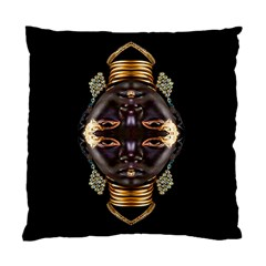 African Goddess Cushion Case (single Sided)  by icarusismartdesigns