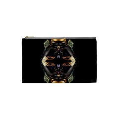 African Goddess Cosmetic Bag (small) by icarusismartdesigns