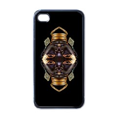 African Goddess Apple Iphone 4 Case (black) by icarusismartdesigns