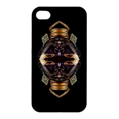 African Goddess Apple Iphone 4/4s Hardshell Case by icarusismartdesigns