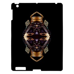 African Goddess Apple Ipad 3/4 Hardshell Case by icarusismartdesigns