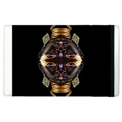 African Goddess Apple Ipad 2 Flip Case by icarusismartdesigns