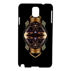 African Goddess Samsung Galaxy Note 3 N9005 Hardshell Case by icarusismartdesigns