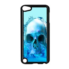 Skull In Water Apple Ipod Touch 5 Case (black) by icarusismartdesigns