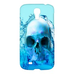 Skull In Water Samsung Galaxy S4 I9500/i9505 Hardshell Case by icarusismartdesigns