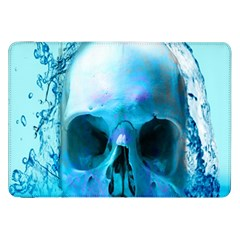 Skull In Water Samsung Galaxy Tab 8 9  P7300 Flip Case