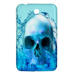 Skull In Water Samsung Galaxy Tab 3 (7 ) P3200 Hardshell Case  by icarusismartdesigns
