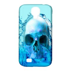 Skull In Water Samsung Galaxy S4 Classic Hardshell Case (pc+silicone) by icarusismartdesigns