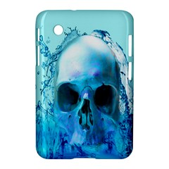 Skull In Water Samsung Galaxy Tab 2 (7 ) P3100 Hardshell Case  by icarusismartdesigns