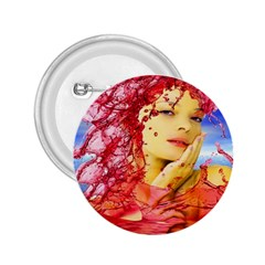 Tears Of Blood 2 25  Button by icarusismartdesigns