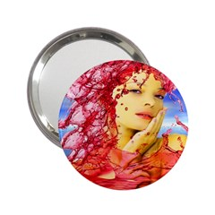 Tears Of Blood Handbag Mirror (2 25 )