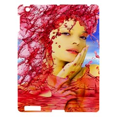 Tears Of Blood Apple Ipad 3/4 Hardshell Case
