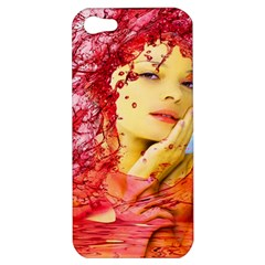 Tears Of Blood Apple Iphone 5 Hardshell Case by icarusismartdesigns