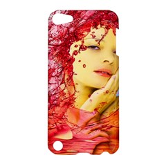 Tears Of Blood Apple Ipod Touch 5 Hardshell Case by icarusismartdesigns