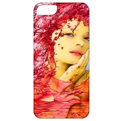 Tears Of Blood Apple Iphone 5 Classic Hardshell Case by icarusismartdesigns
