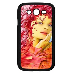 Tears Of Blood Samsung Galaxy Grand Duos I9082 Case (black) by icarusismartdesigns