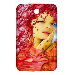 Tears Of Blood Samsung Galaxy Tab 3 (7 ) P3200 Hardshell Case  by icarusismartdesigns