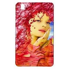 Tears Of Blood Samsung Galaxy Tab Pro 8 4 Hardshell Case by icarusismartdesigns