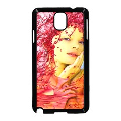 Tears Of Blood Samsung Galaxy Note 3 Neo Hardshell Case (black) by icarusismartdesigns