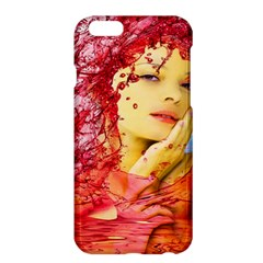 Tears Of Blood Apple Iphone 6 Plus Hardshell Case by icarusismartdesigns