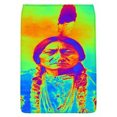 Sitting Bull Removable Flap Cover (large) by icarusismartdesigns