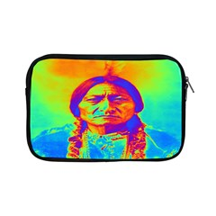 Sitting Bull Apple Ipad Mini Zippered Sleeve by icarusismartdesigns