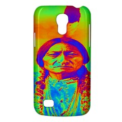 Sitting Bull Samsung Galaxy S4 Mini (gt I9190) Hardshell Case  by icarusismartdesigns