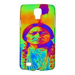 Sitting Bull Samsung Galaxy S4 Active (i9295) Hardshell Case by icarusismartdesigns