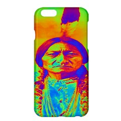 Sitting Bull Apple Iphone 6 Plus Hardshell Case by icarusismartdesigns