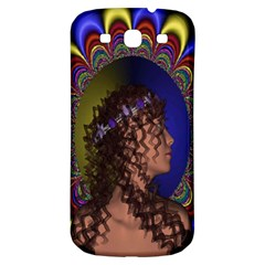 New Romantic Samsung Galaxy S3 S Iii Classic Hardshell Back Case by icarusismartdesigns