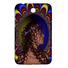 New Romantic Samsung Galaxy Tab 3 (7 ) P3200 Hardshell Case  by icarusismartdesigns