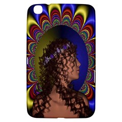 New Romantic Samsung Galaxy Tab 3 (8 ) T3100 Hardshell Case  by icarusismartdesigns