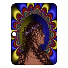 New Romantic Samsung Galaxy Tab 3 (10 1 ) P5200 Hardshell Case  by icarusismartdesigns