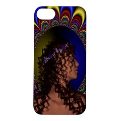 New Romantic Apple Iphone 5s Hardshell Case by icarusismartdesigns