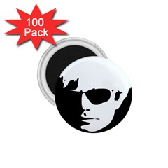 Warhol 1 75  Button Magnet (100 Pack) by icarusismartdesigns
