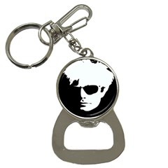 Warhol Bottle Opener Key Chain by icarusismartdesigns